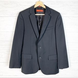 Hugo Boss • Men's Black Sport Coat Blazer 36S